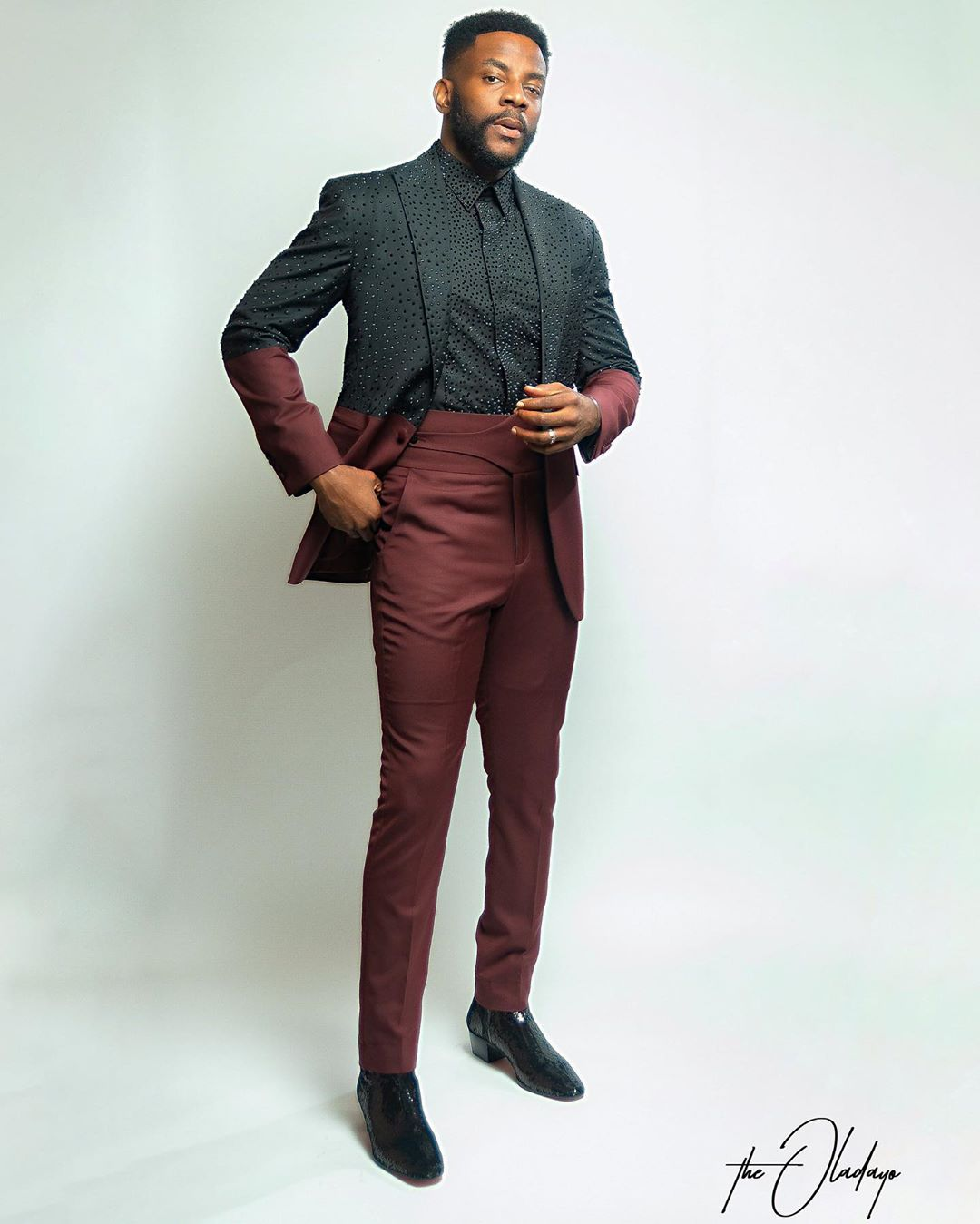 非洲非洲男性男人名人最热门的最新风格时尚风格狂欢
