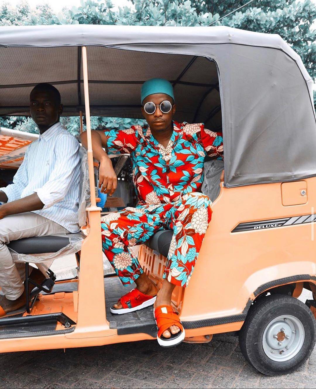 i-african-Afrika-eyindoda-yamadoda-ashushu-kwamuva-isimbo-se-rave