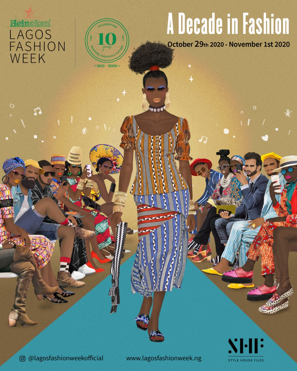lisa-folawiyo-a-decade-in-fashion-heineken-lagos-fashion-week