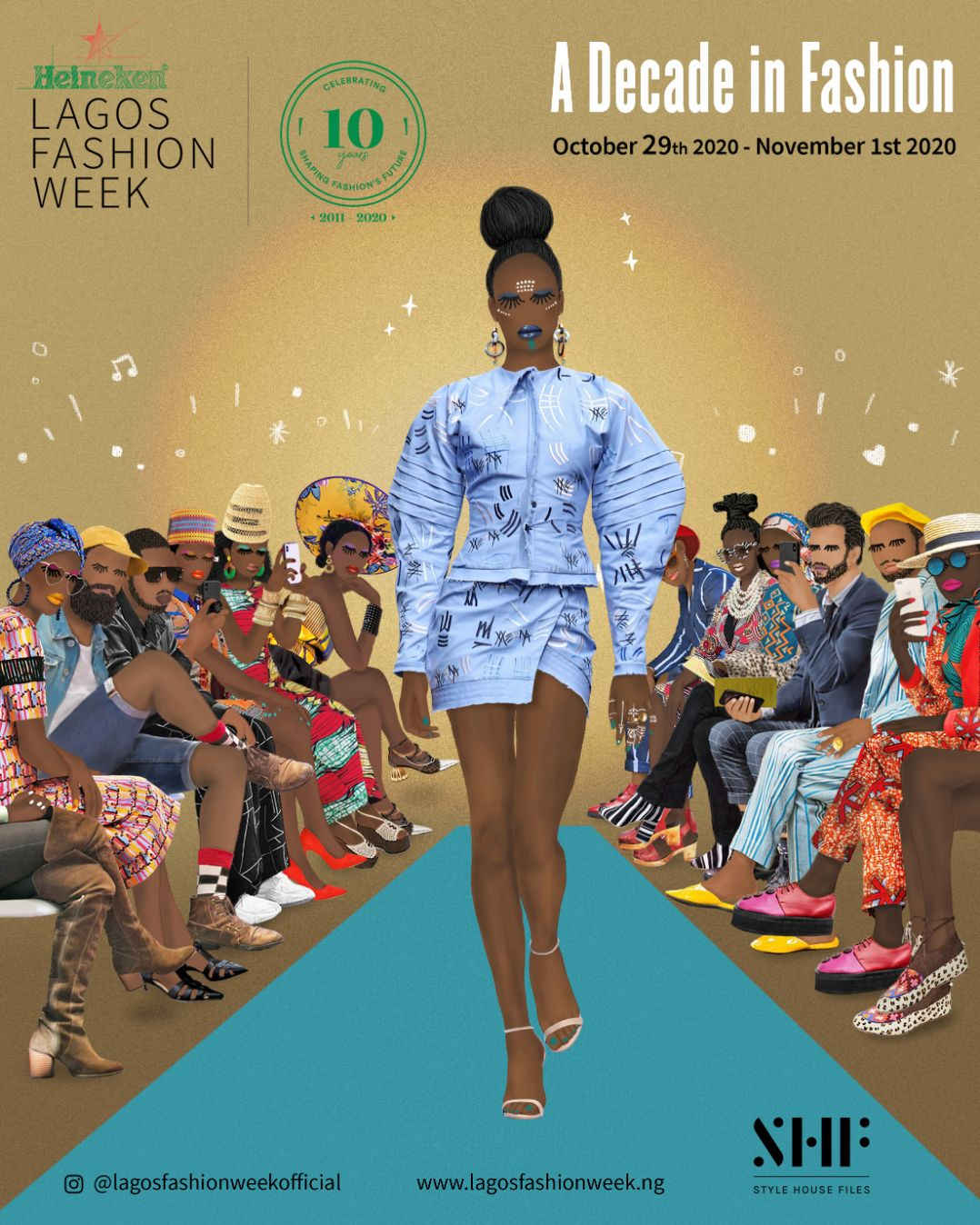 meena-a-decade-in-fashion-heineken-lagos-fashion-week