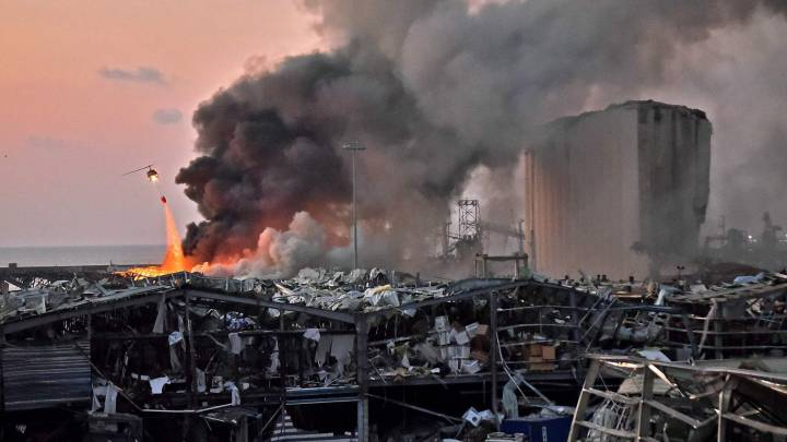 beirut-lebanon-explosion-new-george-floyd-video-arsenal-layoff-latest-news-global-world-stories-wednesday-august-2020-style-rave