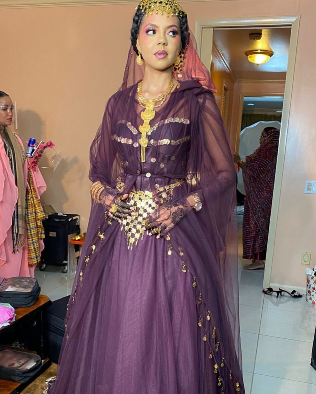 Adama-indimi-henna-party-night-marriage-nikkai-wedding-shesaidado-malik-ado-ibrahim