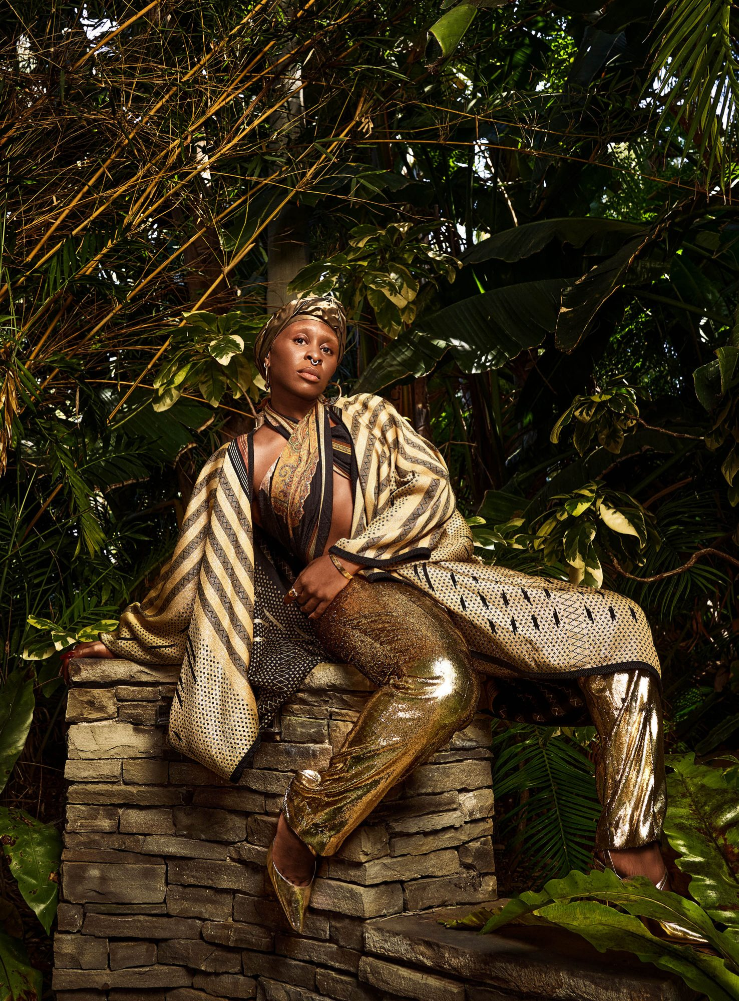 Cynthia-Erivo-Instyle-magazine-beauty
