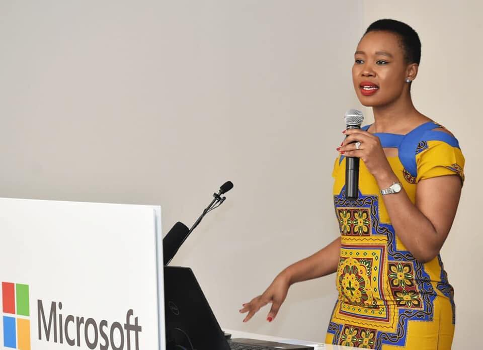 Stella Ndabeni-Abrahams South African Politician