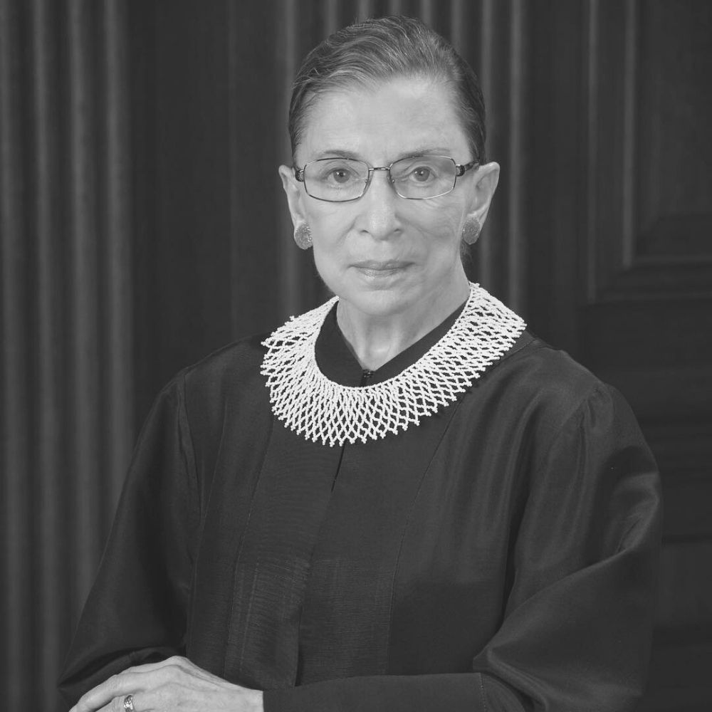 The Legendary Ruth Bader Ginsburg's Epic Style