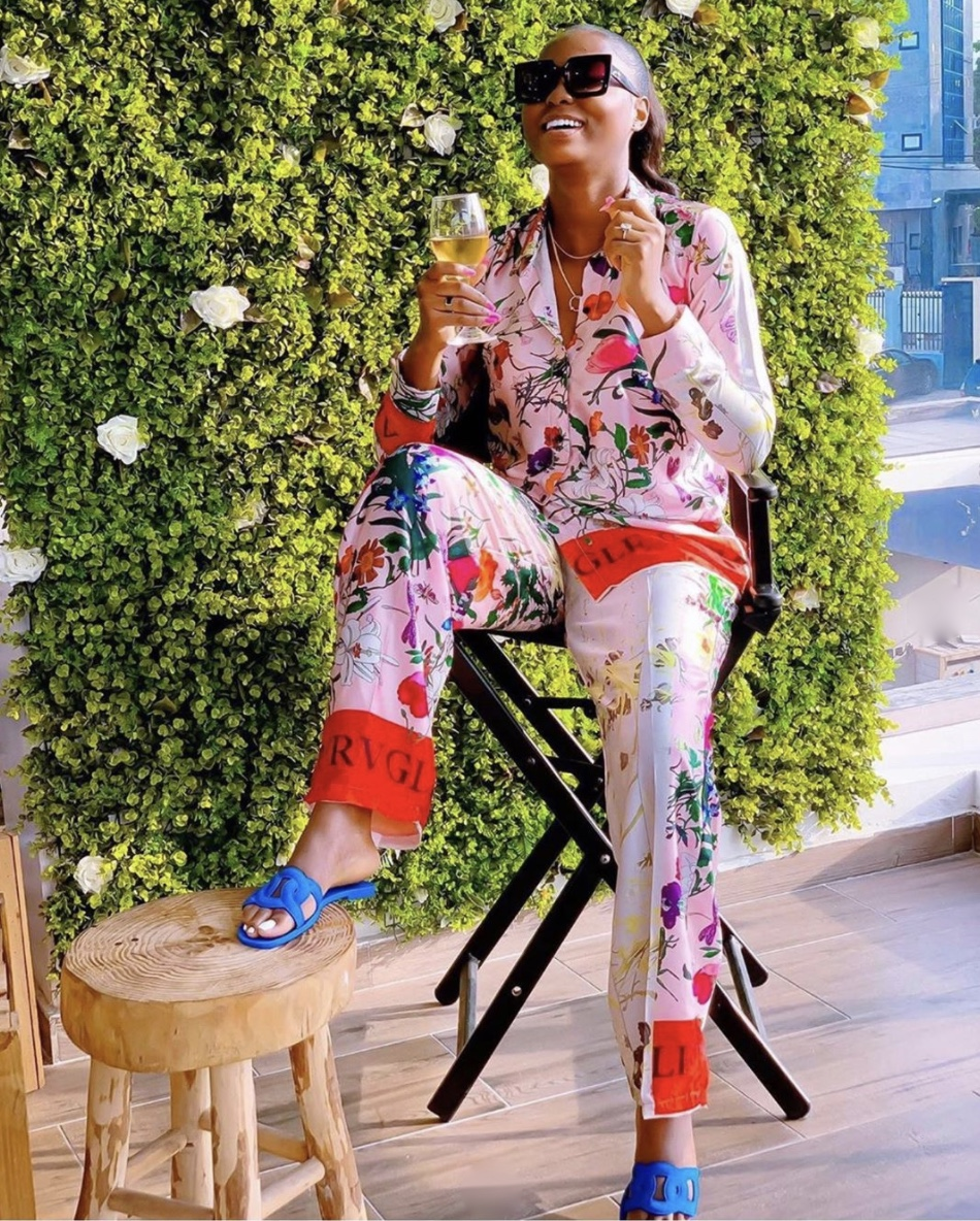 floral pyjama set stylerave