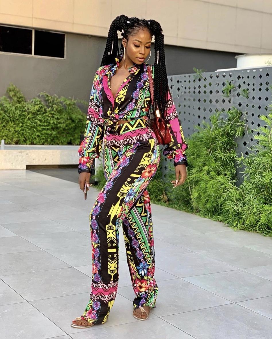 aztec pyjamas current fashion trends stylerave