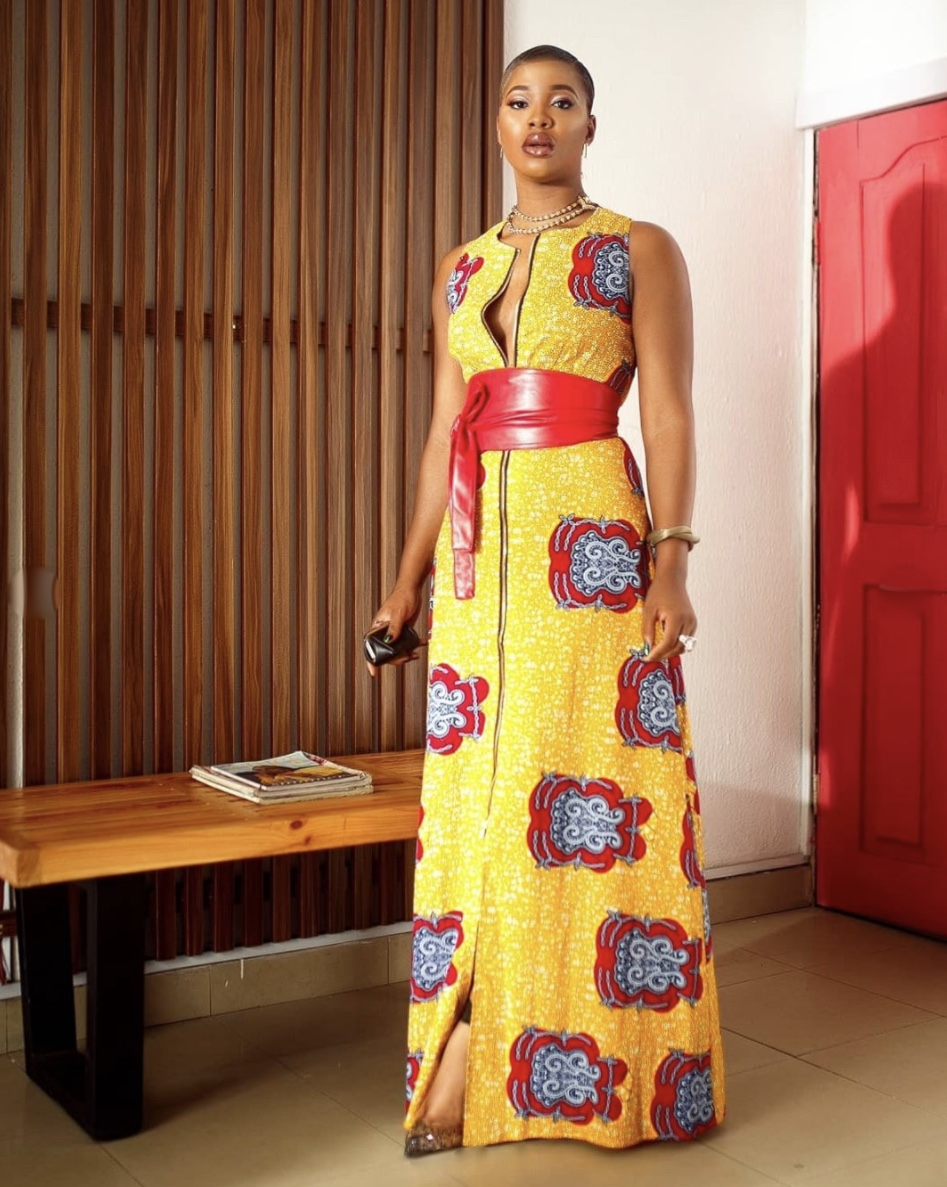 ankara maxi gowns stylerave