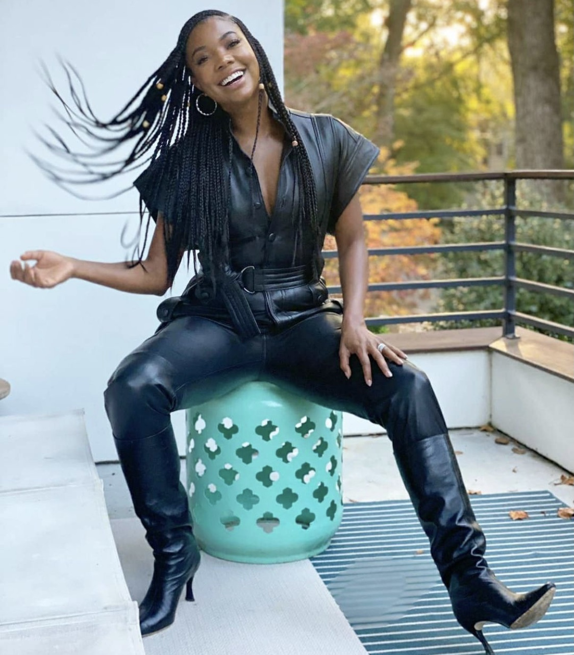 gabrielle-union-wade-instagram-birthday-outfits-fashion-style-peter-dundas-world