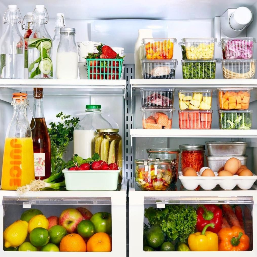 how-clean-fridge-organized-refrigerator