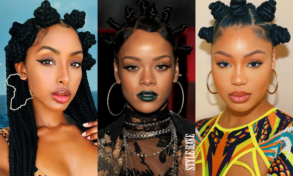 Bantu Knots Hairstyles Chic And Fabulous Looks To Inspire You