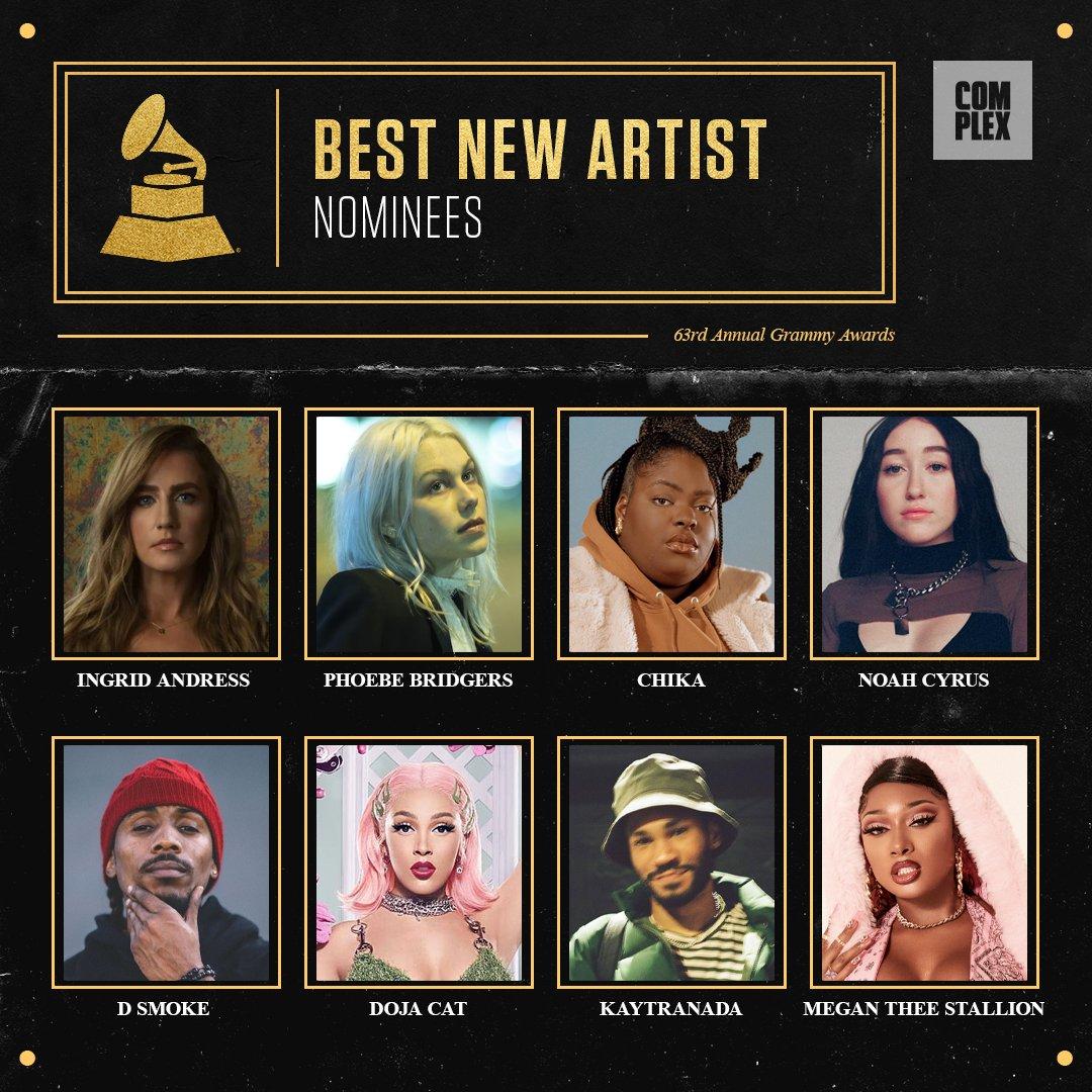 grammy-recording-academy-2021-nominations-black-artistes-style-rave