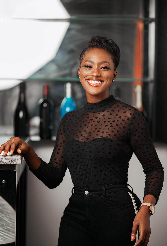 africnanollywood actress Linda Osifo