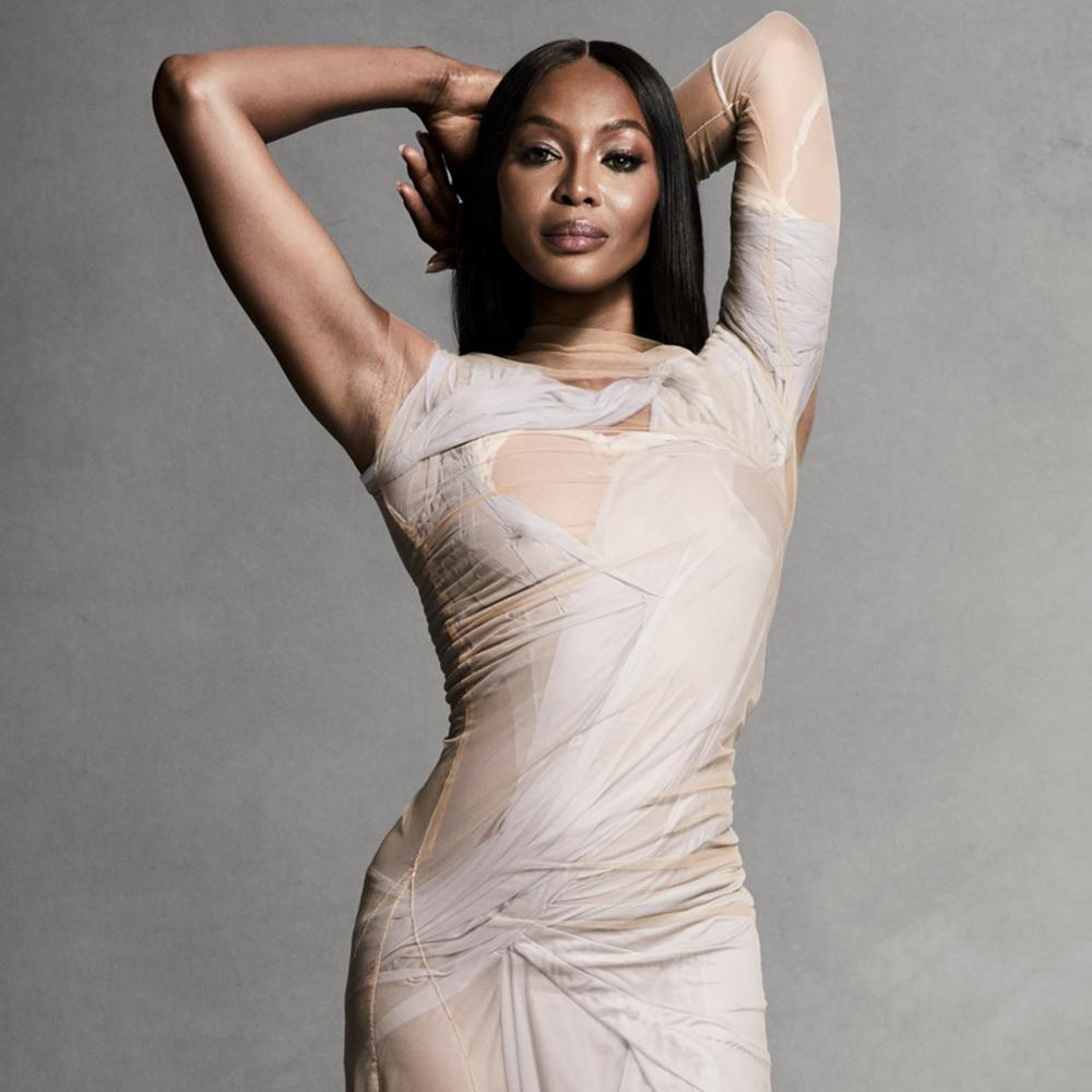 Naomi Campbell Vogue Magazine Cover 2020