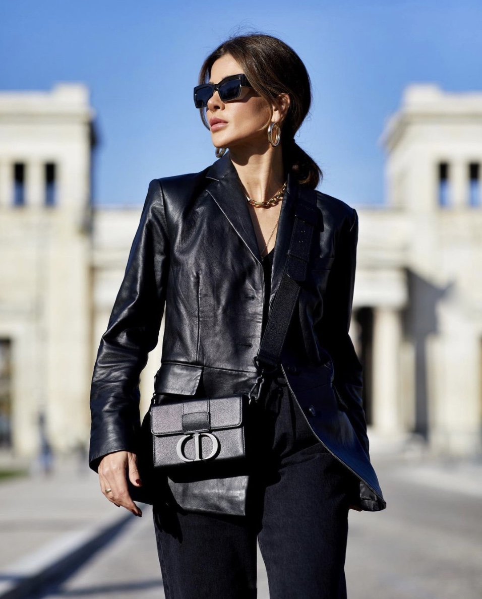 black leather latest winter fashion trends stylerave