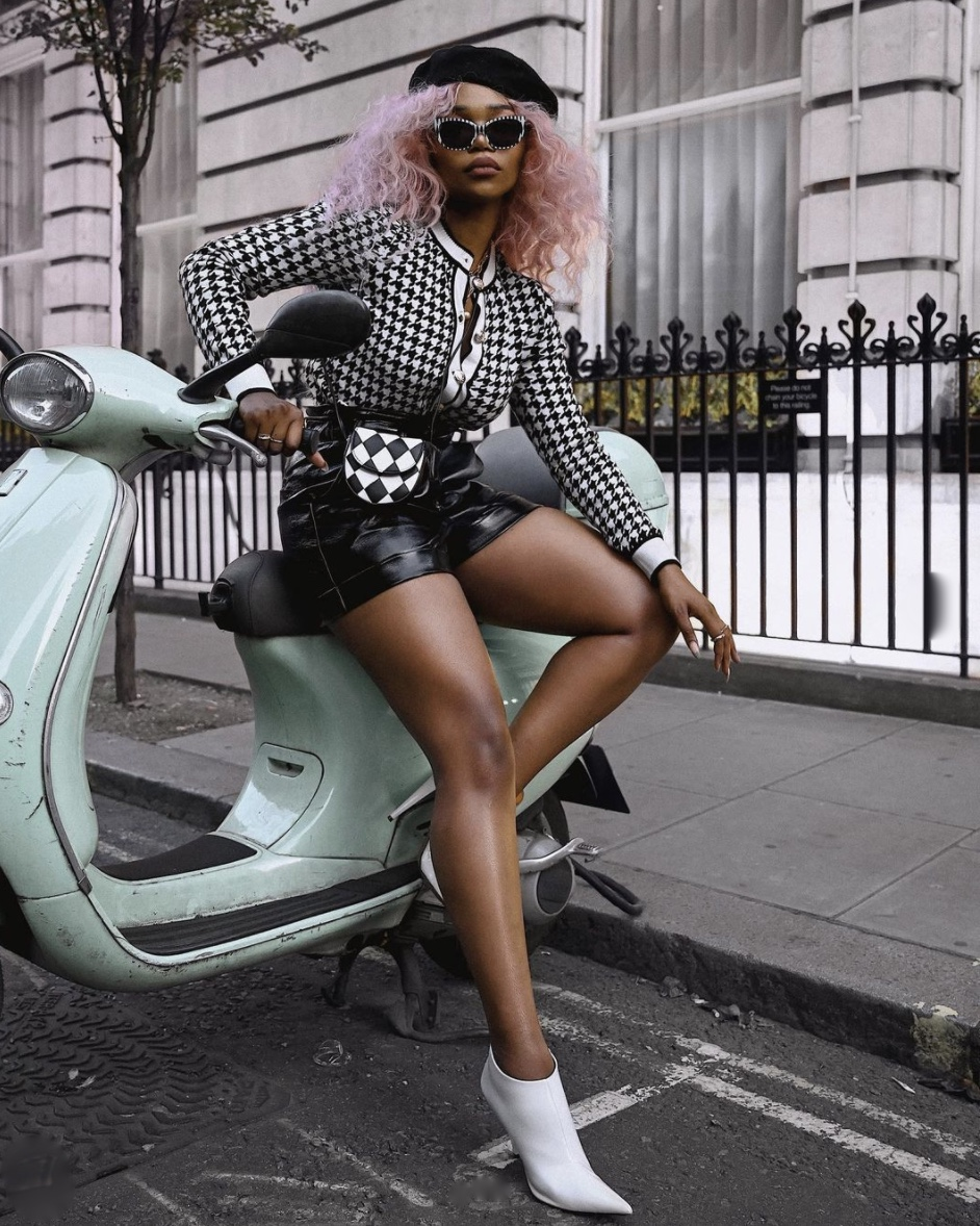 houndstooth cardigan fashion trends 2020 stylerave