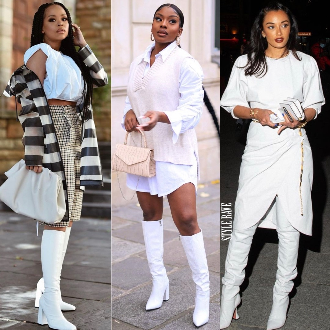 how-to-wear-white-boots-in-fall-winter