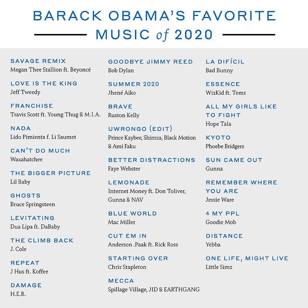 obama-favorite-music-2020-playlist-wizkid-tems