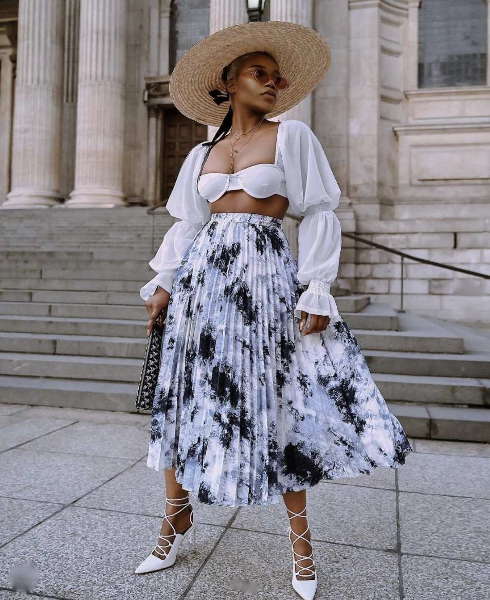 Juliette Fox latest fashion trends stylerave