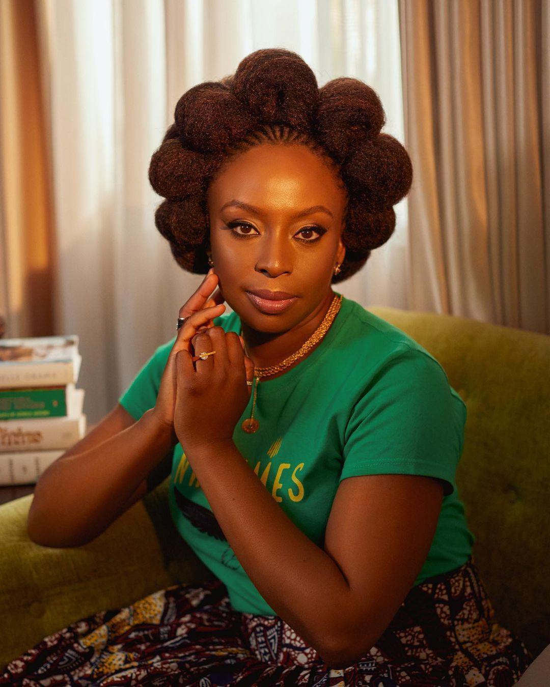 Chimamanda Adichie 2021