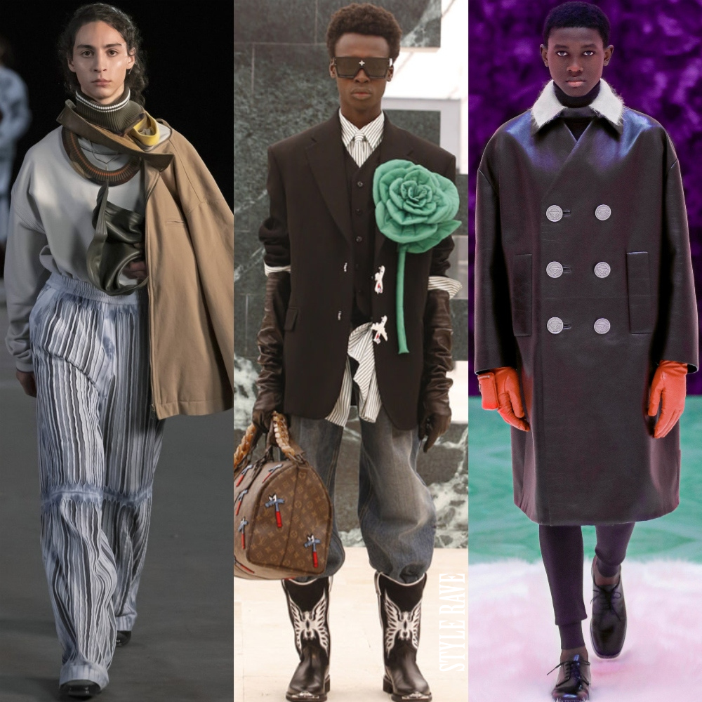 Best Designs Mens Fashion Week 2021 Style Rave