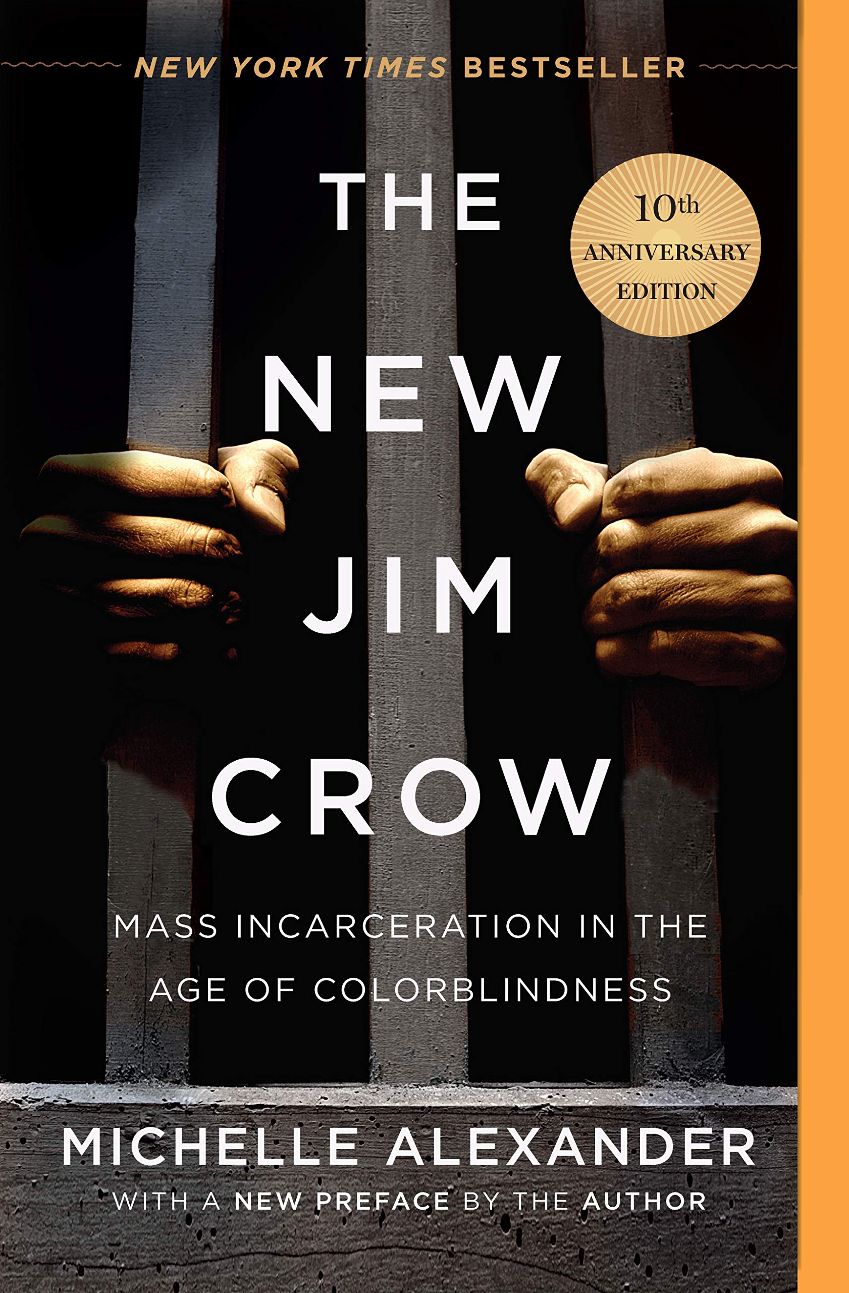 cover of the new Jim Crow black history month 2021