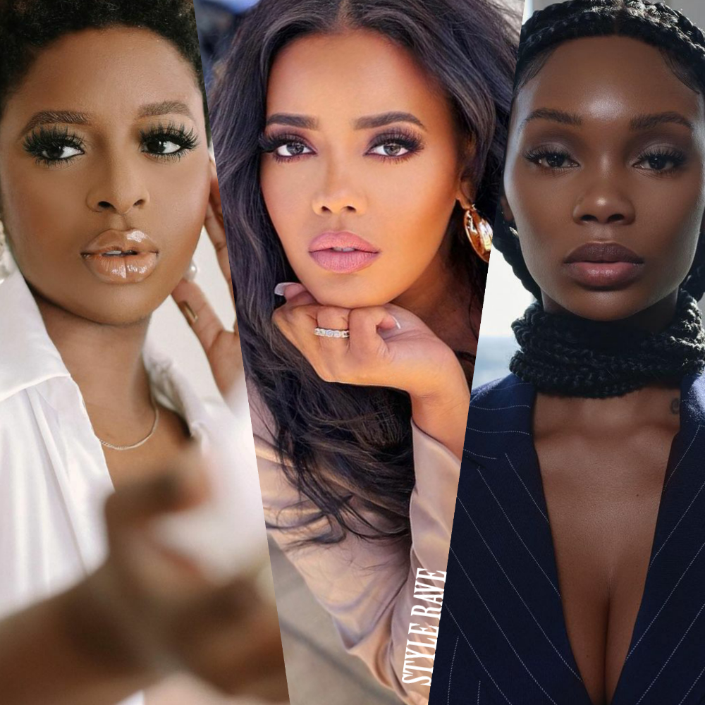 3 women show what melanin beauty is including angela simmons in 2021