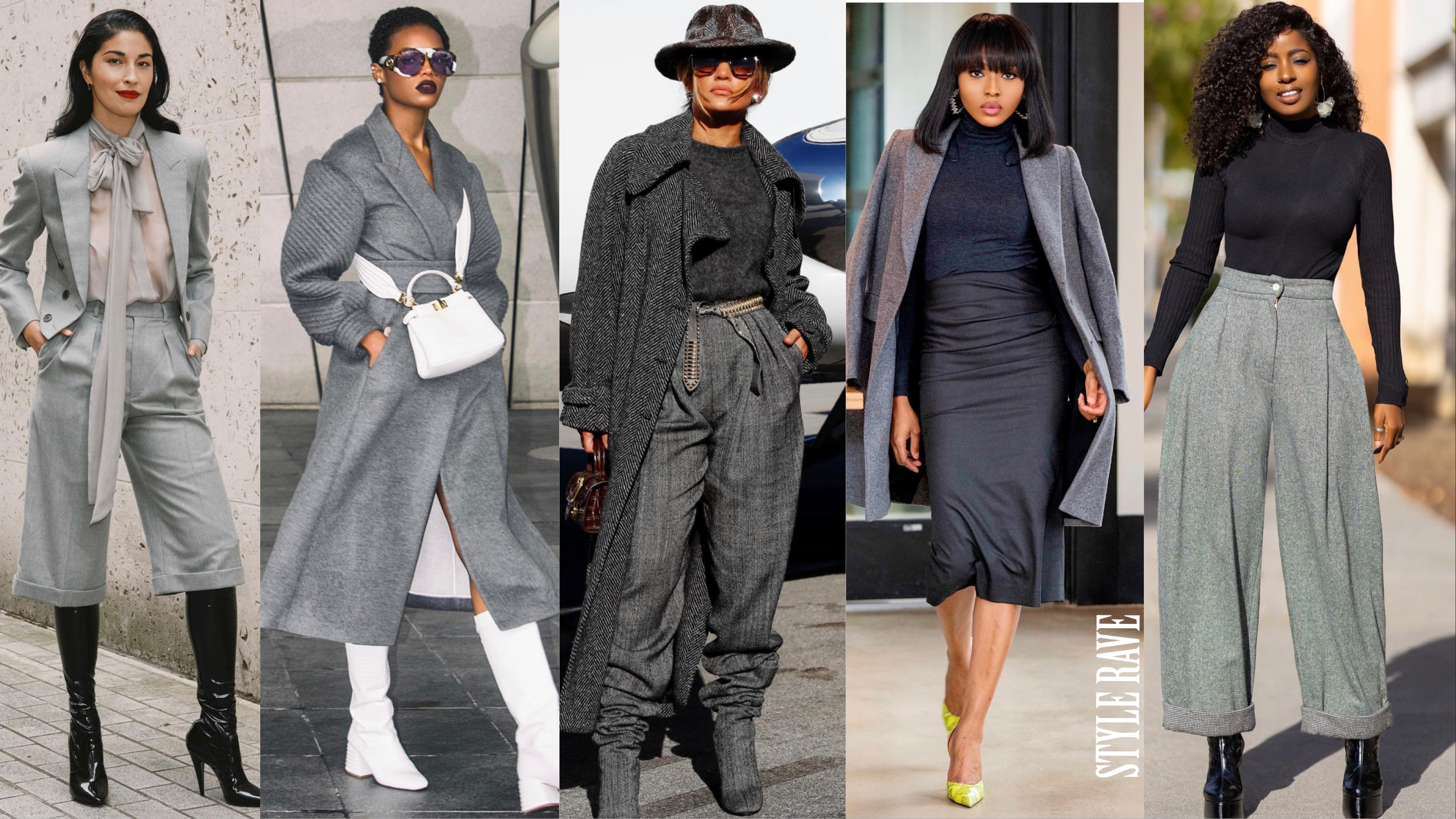 5-women-show-how-to-style-gray-outfits