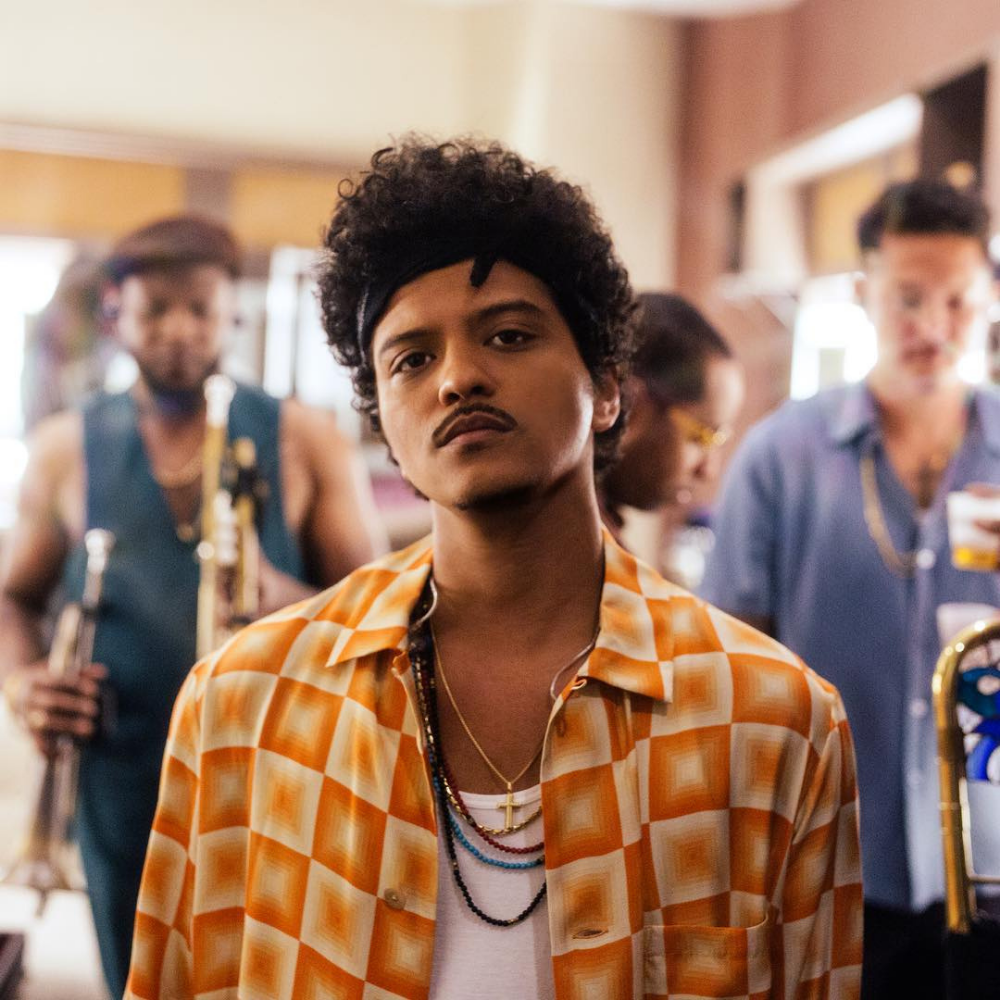 Bruno Mars Anderson .Paak Silk Sonic Band New Album
