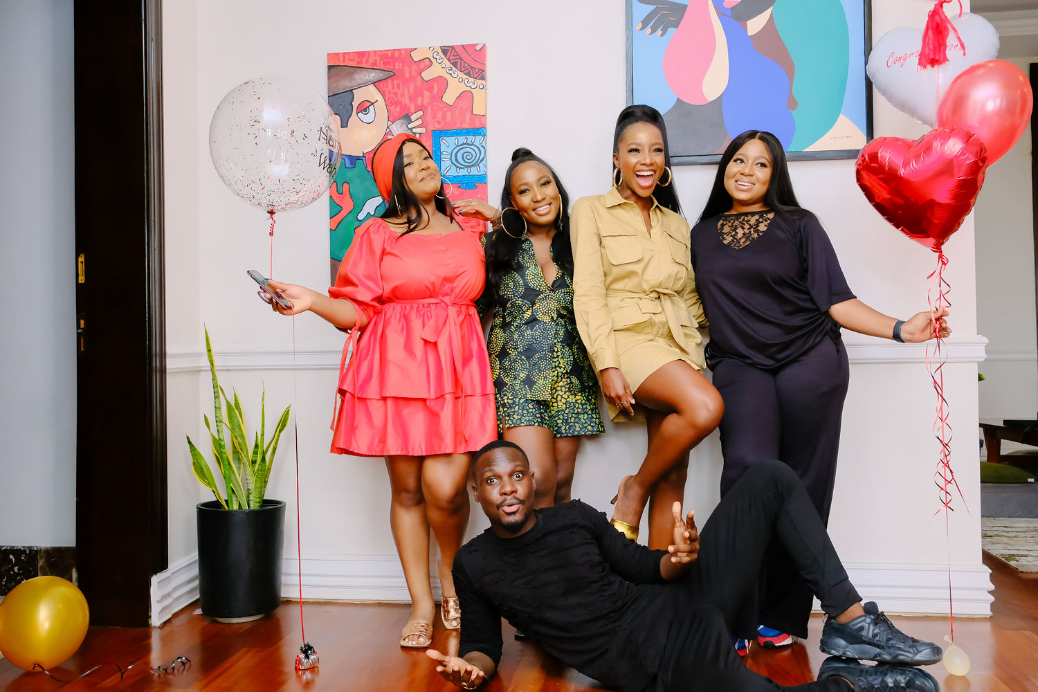 celebrity-house-party-homes-style-rave Ini Dima Okojie Namaste Wahala