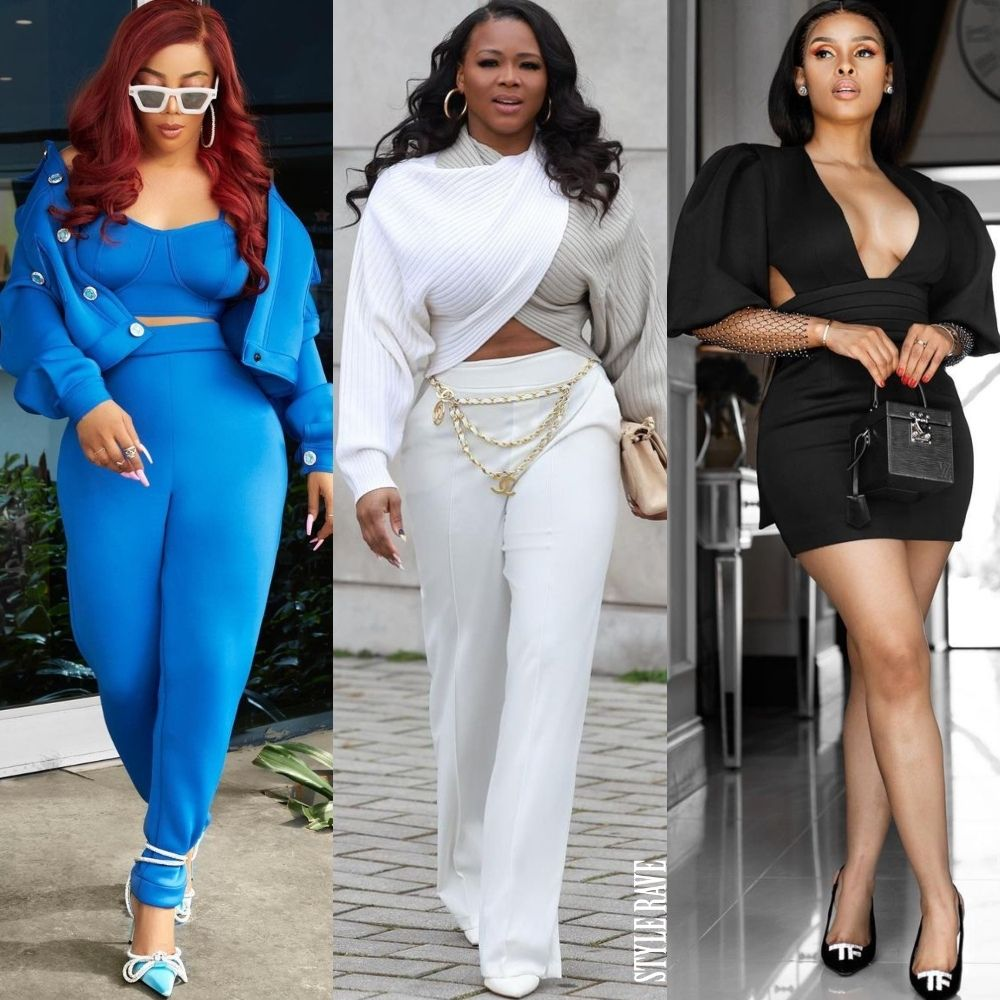 Black Celebs And Style Stars Welcome Spring In Colorful Chic Looks