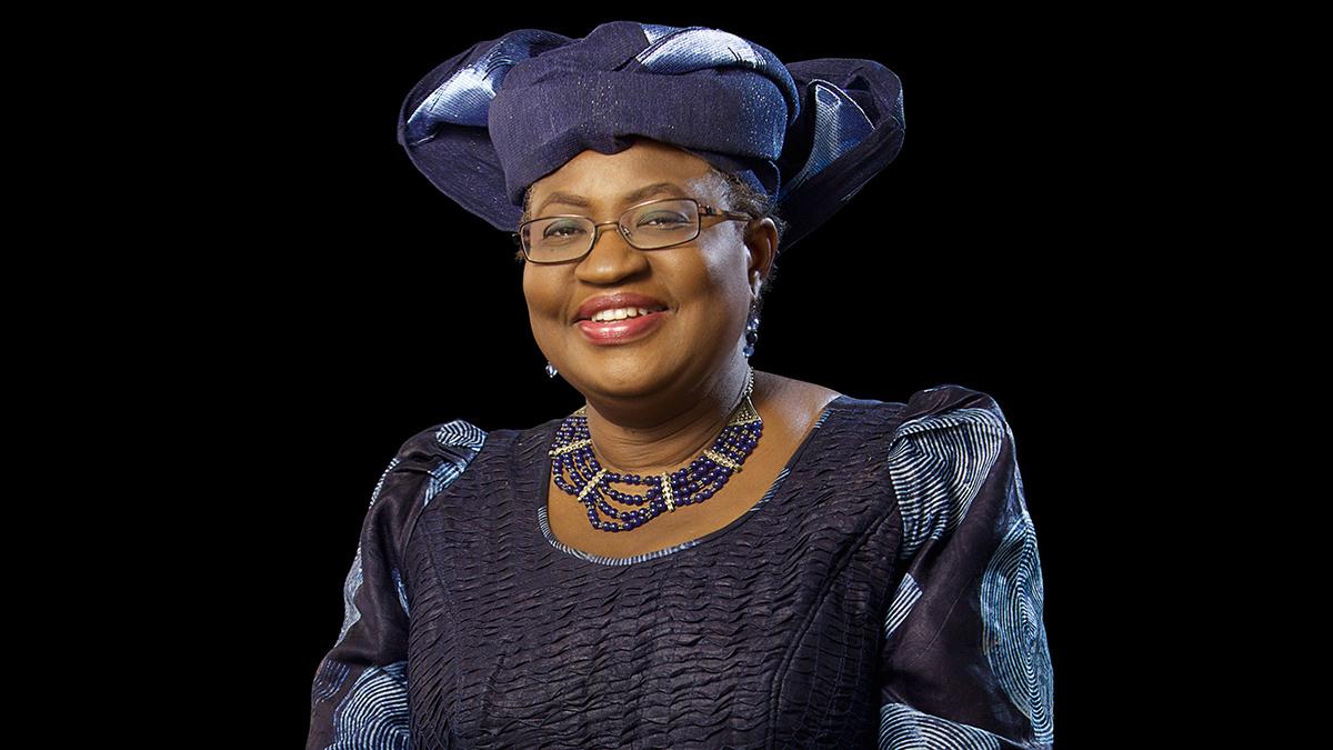 Ngozi Okonjo-Iweala International Women's Day 2021 IWD2021