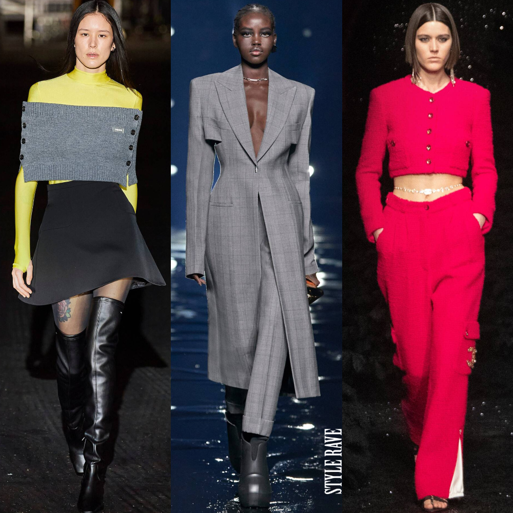 Paris Fashion Week Fall Autumn Winter 2021 Highlights