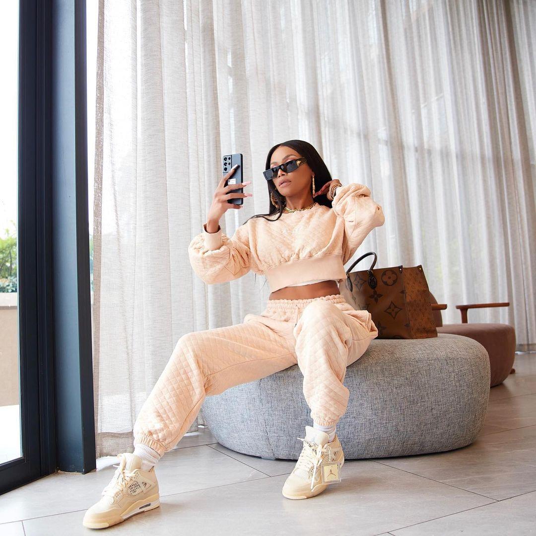 black-celebs-style-bonang-matheba-2021-outfit