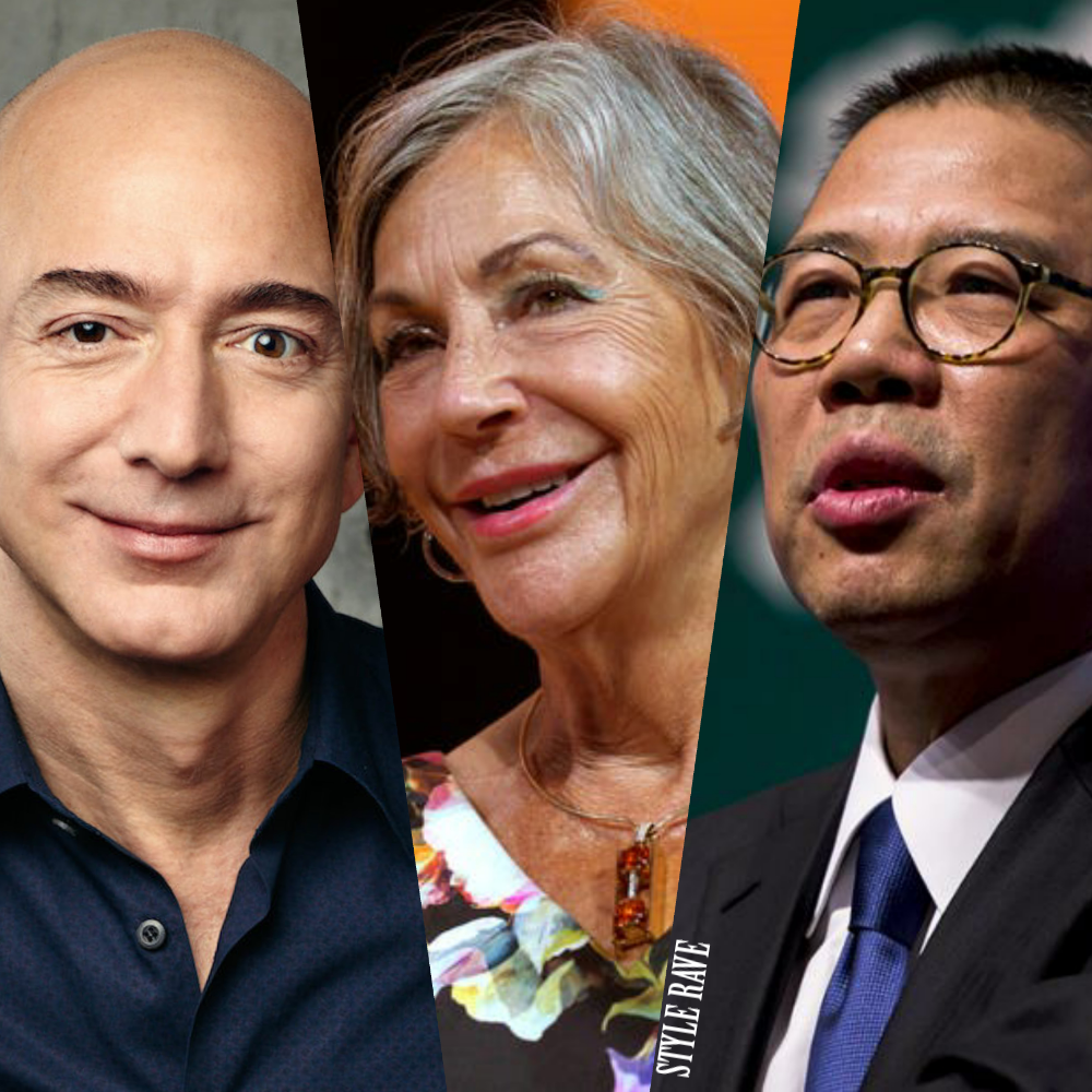Forbes' 2021 Billionaires List Richest People In The World