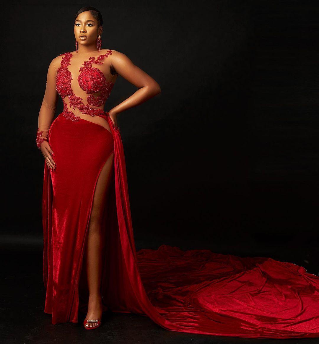 Nigerian female celebrities