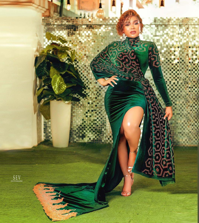 Nigerian female celebrities fashion