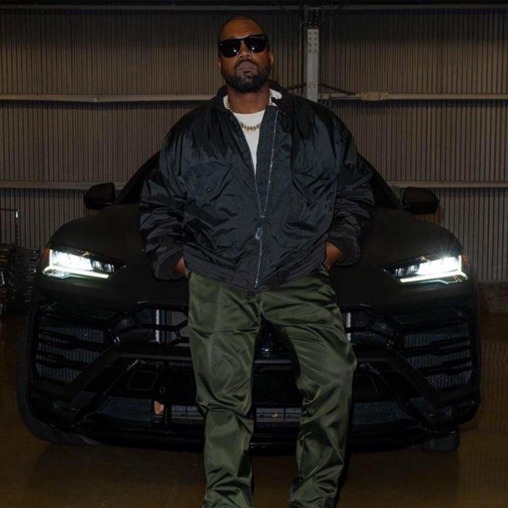 how-much-is-kanye-west-worth-gap-collection-puffer-jacket-style-rave