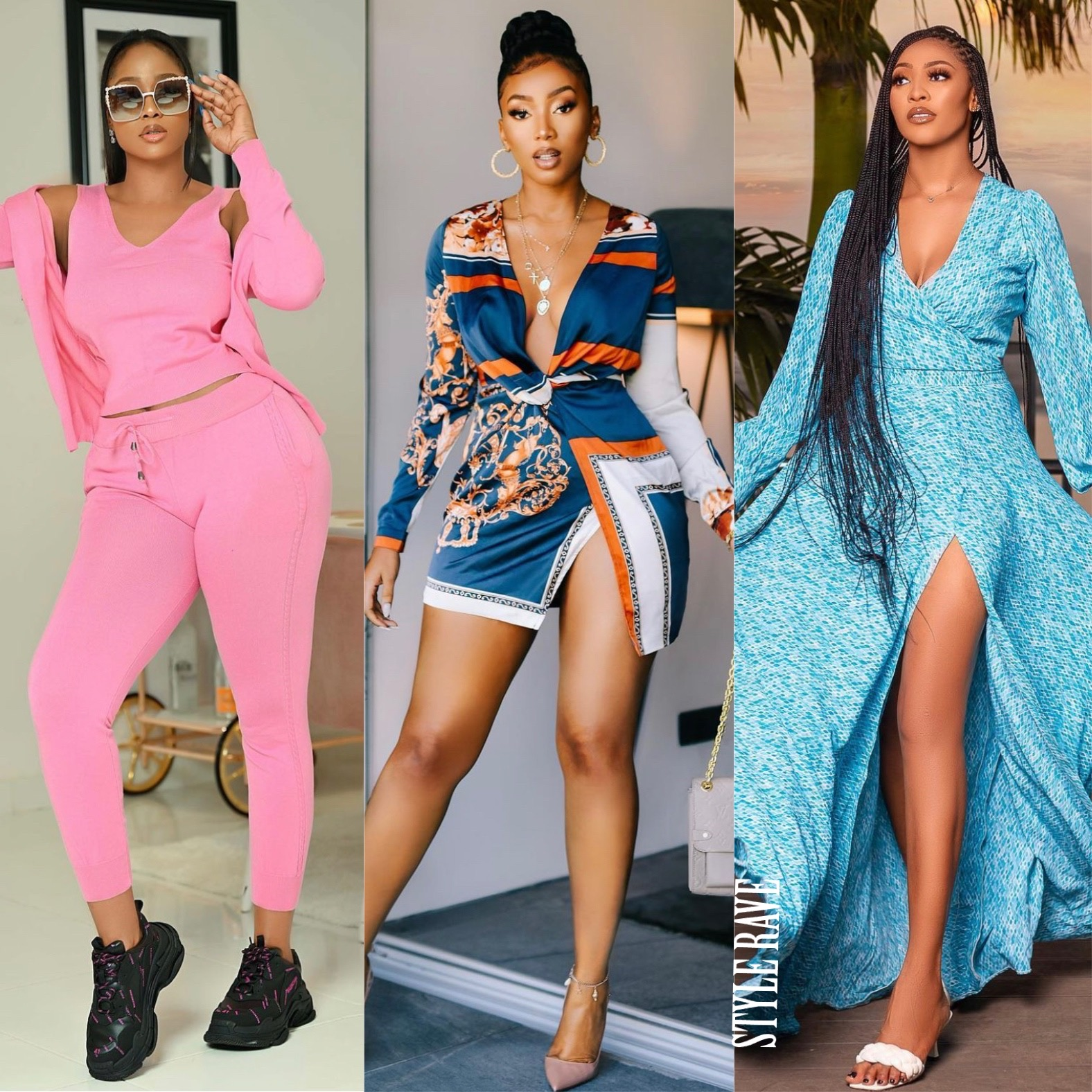 3-women-show-how-to-dress-up-for-a-date-night-at-home-outfit-ideas-in-2021