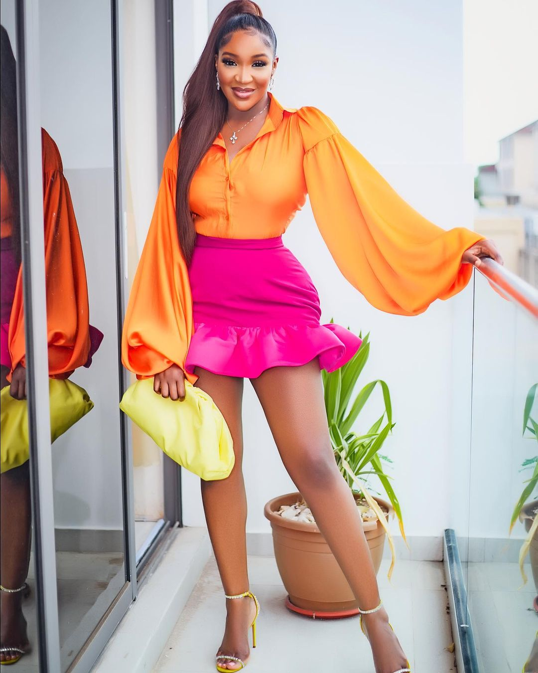 Best dressed female africans