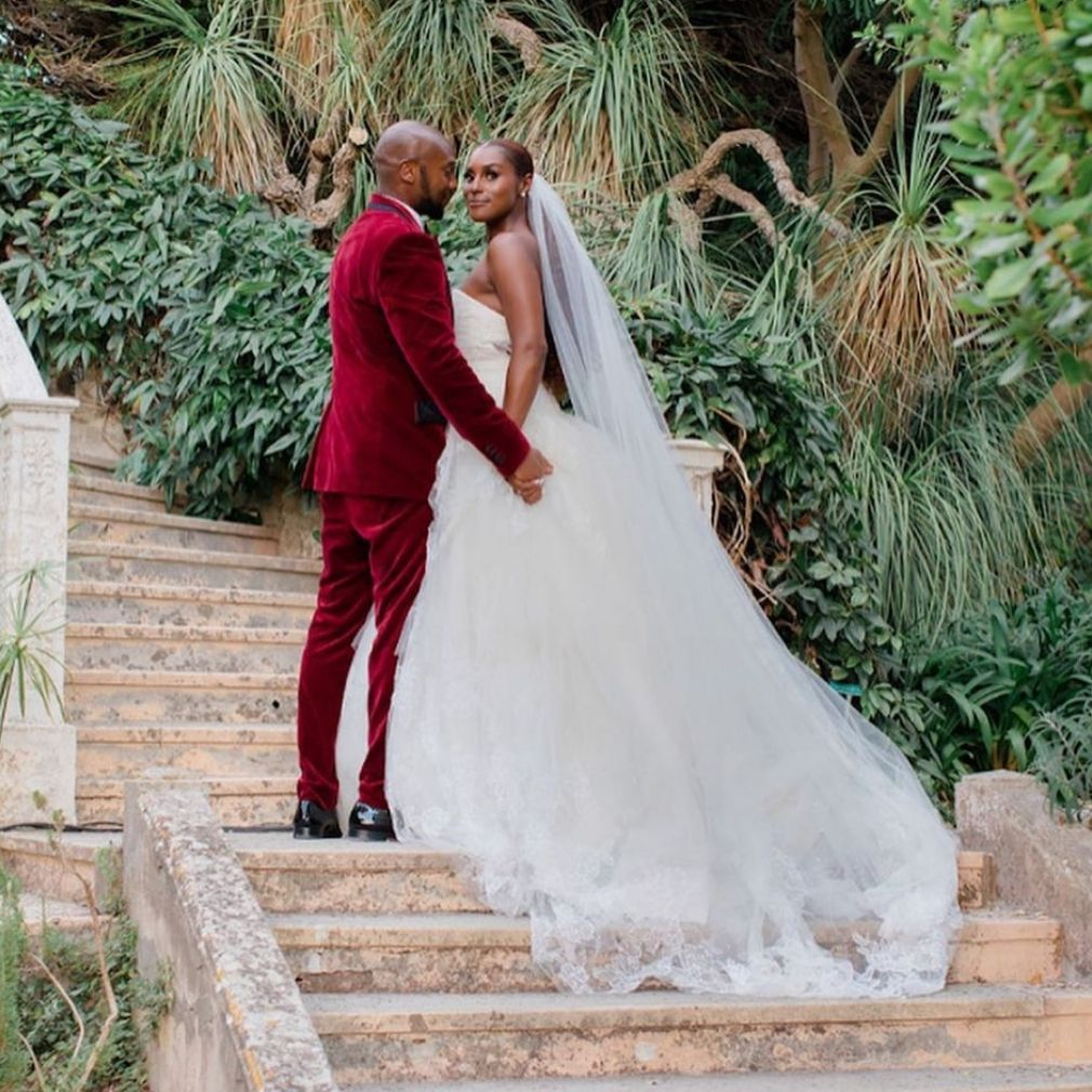 issa-rae-married-wedding-with-husband-louis-diame