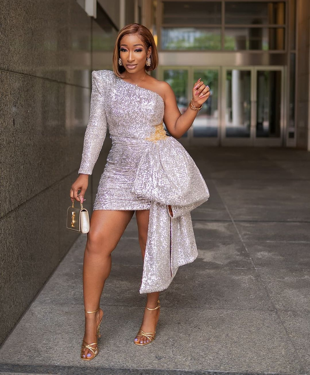 Black Celebrities And Style Influencers
